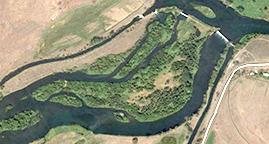 Screen shot from Google Earth.