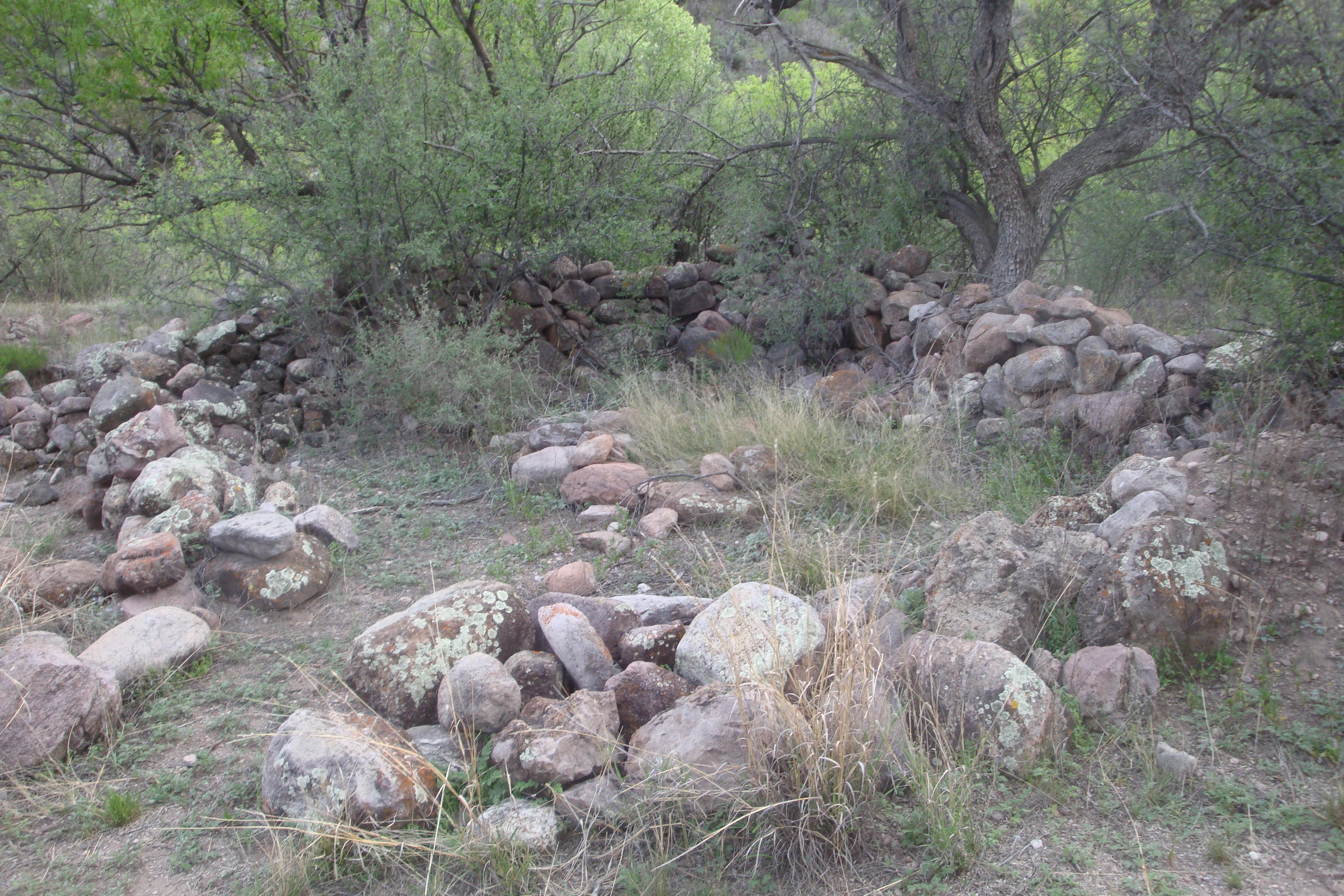 The Tumacácori National Historical Park vs Forrest Fenn